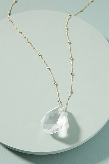 Skipping Stone Necklace