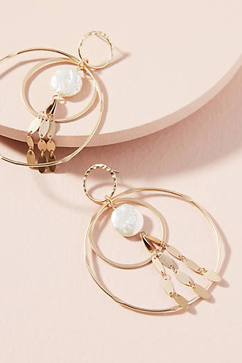 Trove Drop Earrings