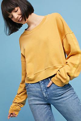 Slide View: 1: Stateside Cotton Sweatshirt