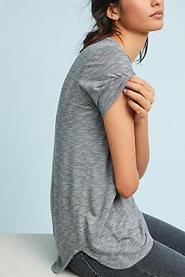 Slide View: 1: Cloth & Stone V-Neck Layering Tunic