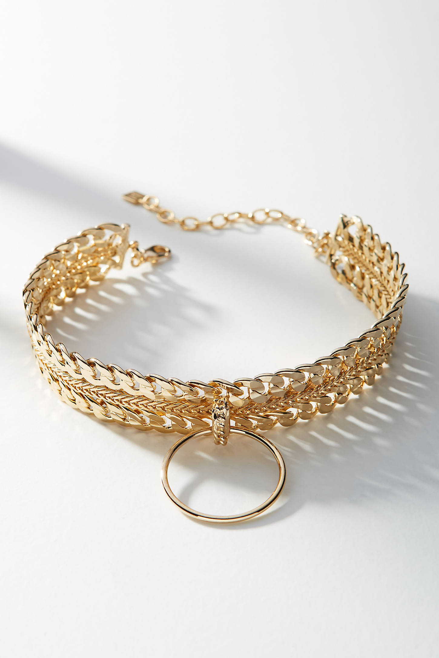Zig Choker Necklace