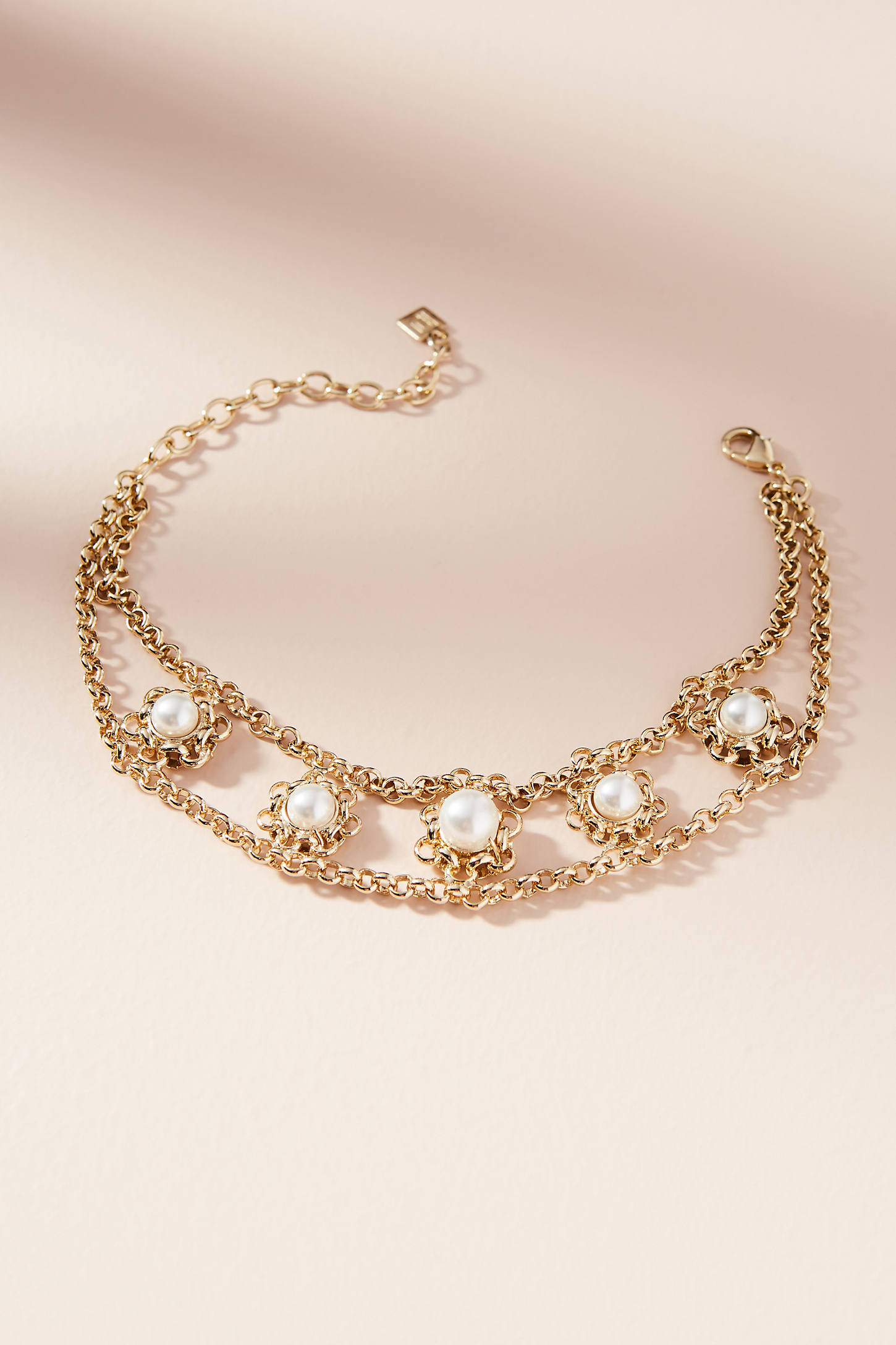 Perla Choker Necklace
