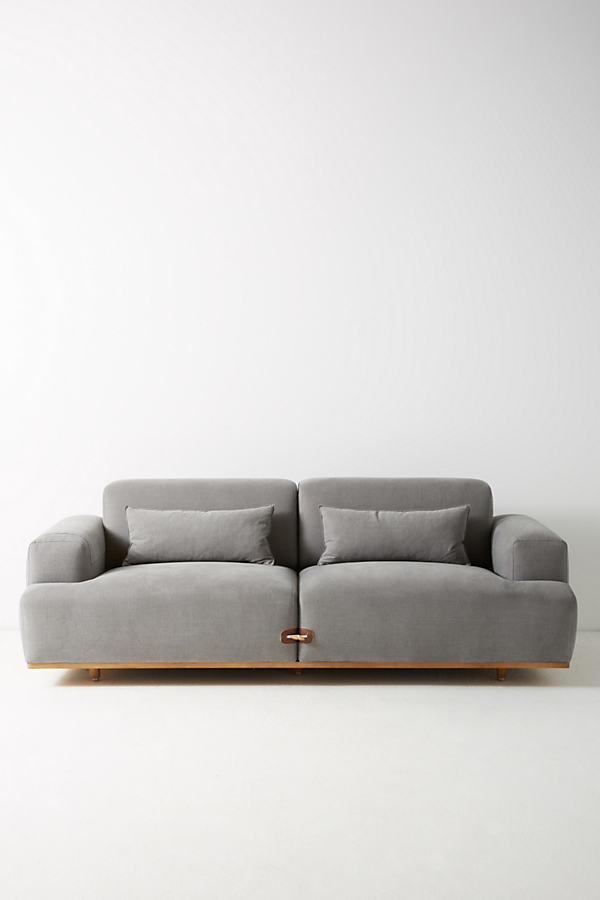 BOSC Duffle Sofa - Grey