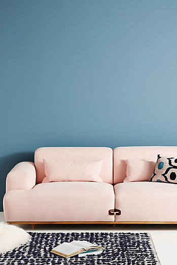 Shop Custom Sofas Sectionals Amp Couches Anthropologie