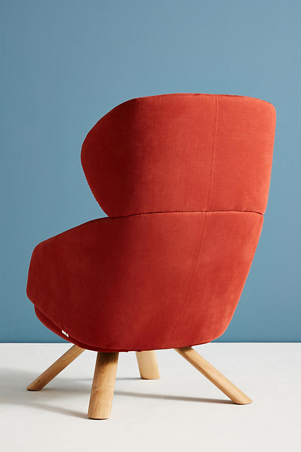 Slide View: 5: BOSC Repaus Armchair