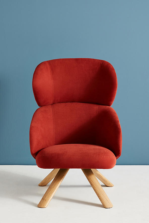 Slide View: 2: BOSC Repaus Armchair