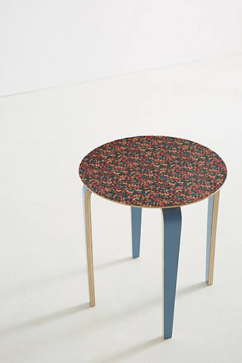 Slide View: 3: Liberty for Anthropologie Tamsin Side Table