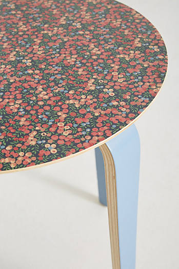 Slide View: 4: Liberty for Anthropologie Tamsin Side Table