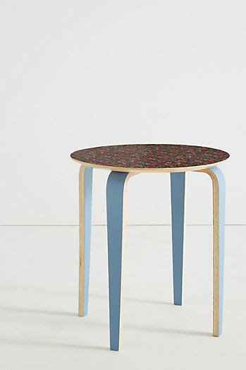 Slide View: 2: Liberty for Anthropologie Tamsin Side Table