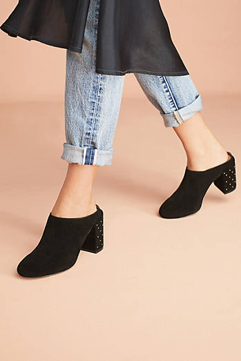 Bettye by Bettye Muller Stately Studded Mules