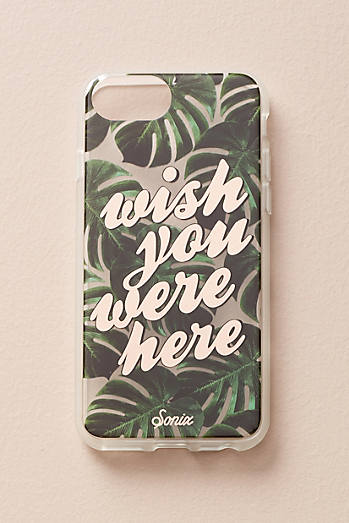 Étui pour iPhone 6/6S/7/8 Wish You Were Here Sonix