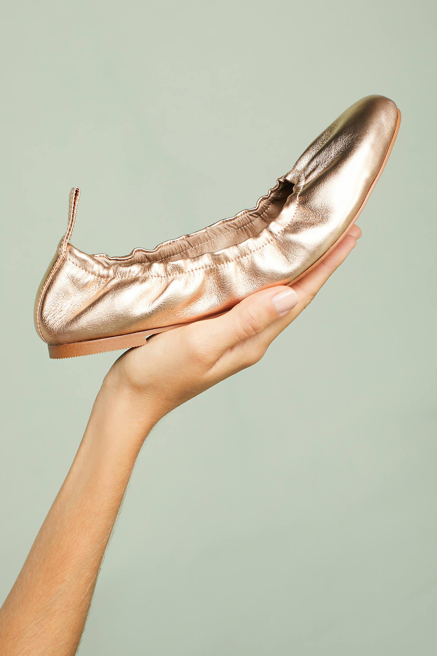 Anthropologie Ballet Flats