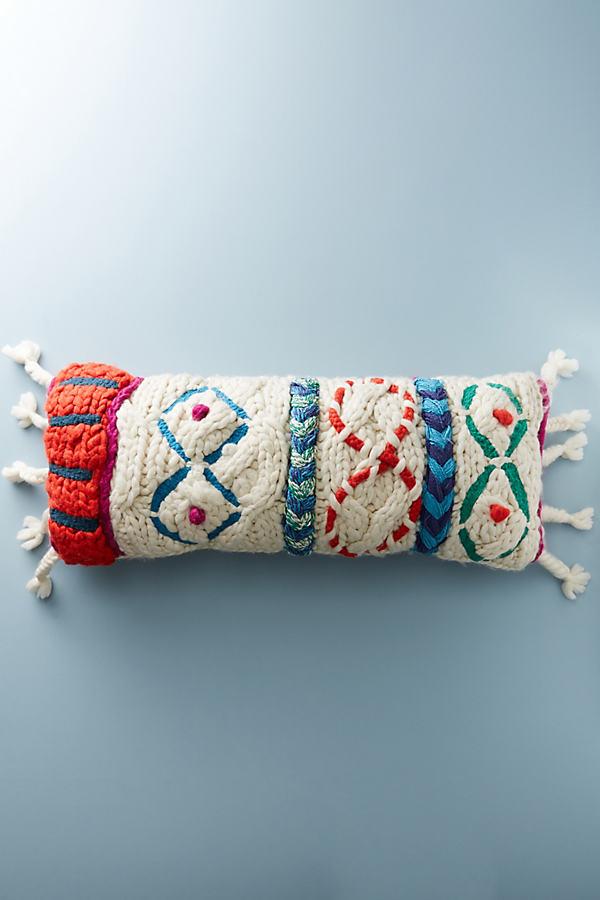 Knit Pippa Pillow - A/s