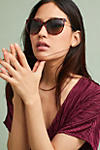 Thumbnail View 2: Etnia Barcelona Diamant Red Sunglasses