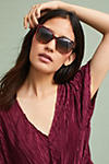 Thumbnail View 1: Etnia Barcelona Diamant Red Sunglasses