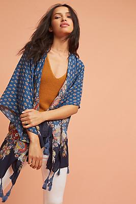 Slide View: 1: Rhiannon Kimono