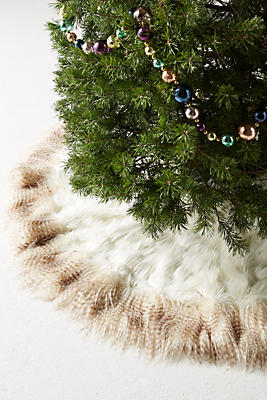 Caribou Tree Skirt