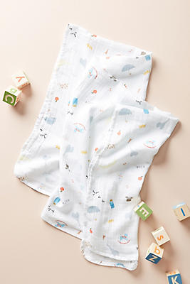 Slide View: 1: Tall Tales Swaddle