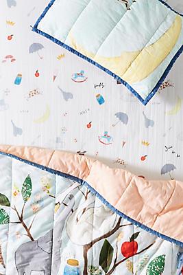 Slide View: 1: Tall Tales Crib Sheet