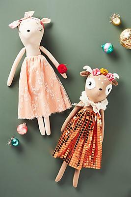 Slide View: 3: Just Acorn Woodland Spirit Doll