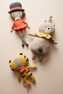 Slide View: 3: Lauvely Plush Doll