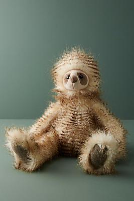 Slide View: 1: Plush Sloth