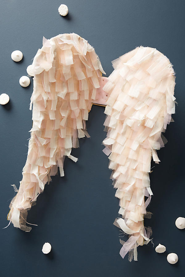 Slide View: 1: Desaccord Tulle Dress-Up Wings