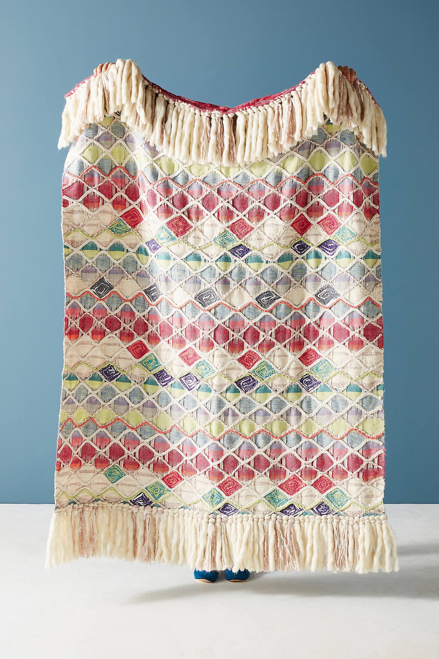 Weave & Wander Throw Blanket