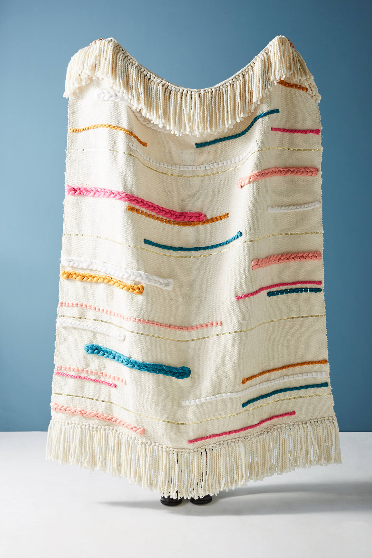 Woven Daydream Throw Blanket