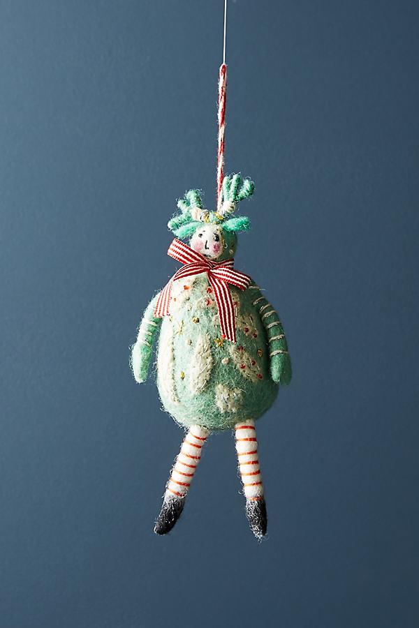 Food Friend Ornament - Mint