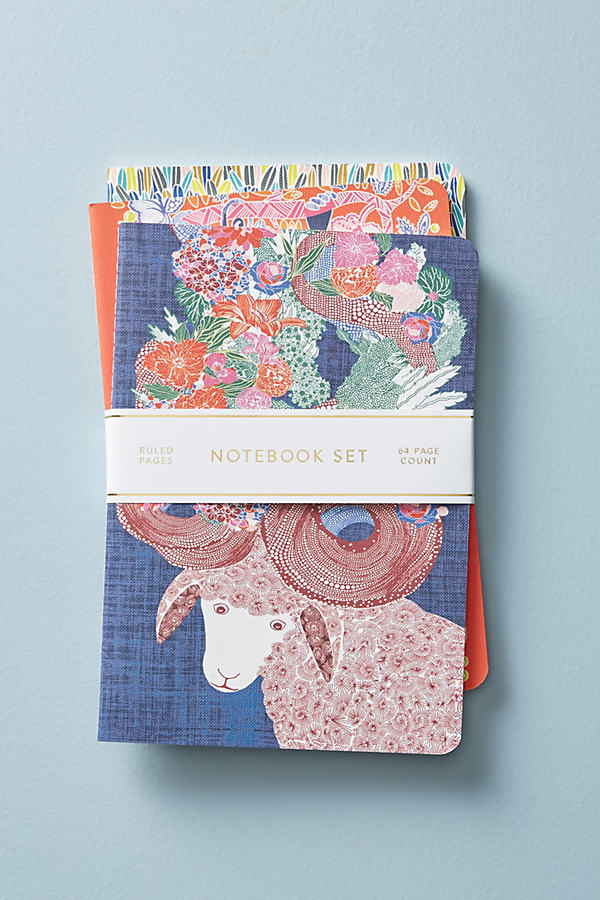 Inouitoosh Notebook Set - Red