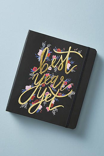 Best Year Yet 2018 Planner