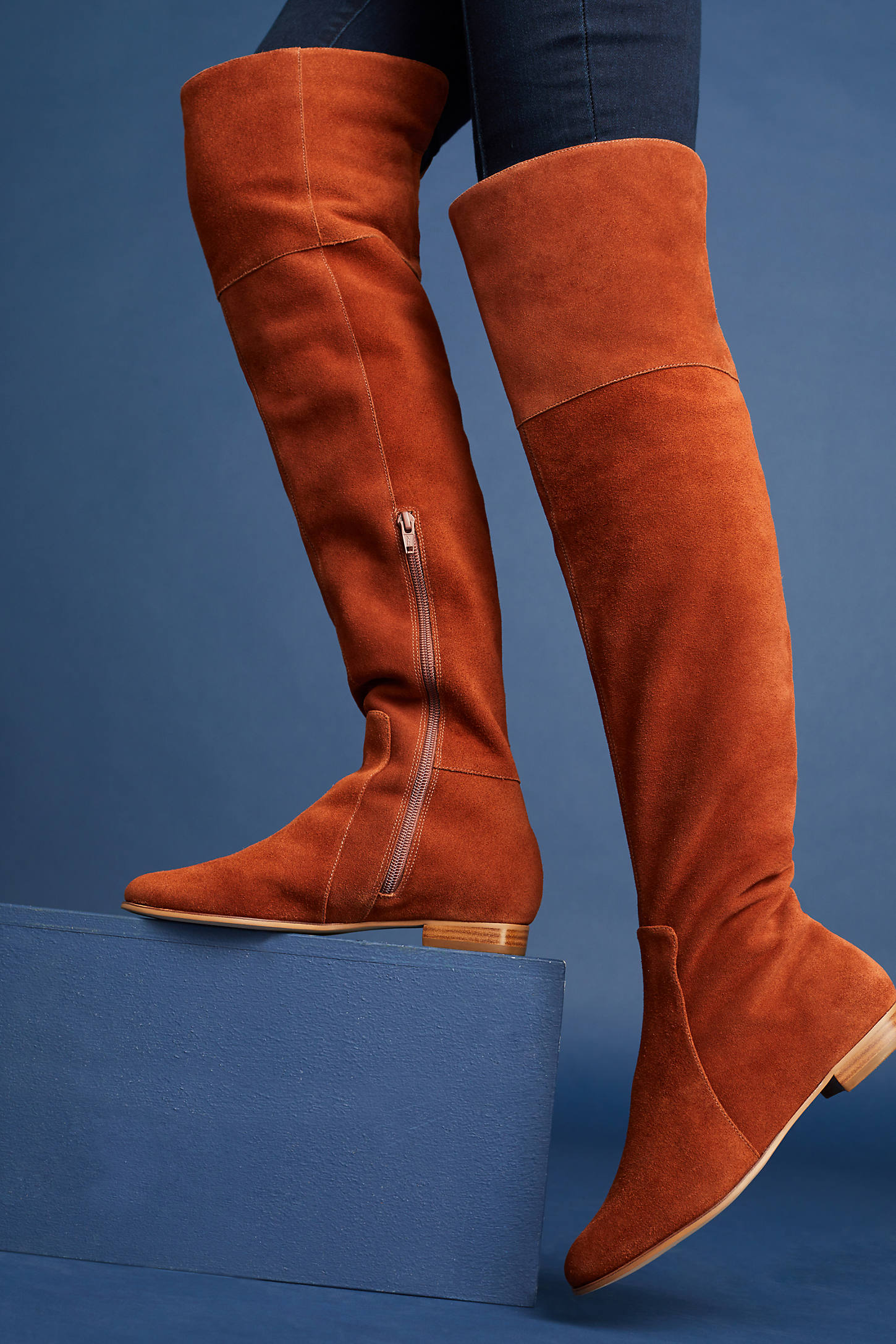 Pyramidis Over-The-Knee Boots