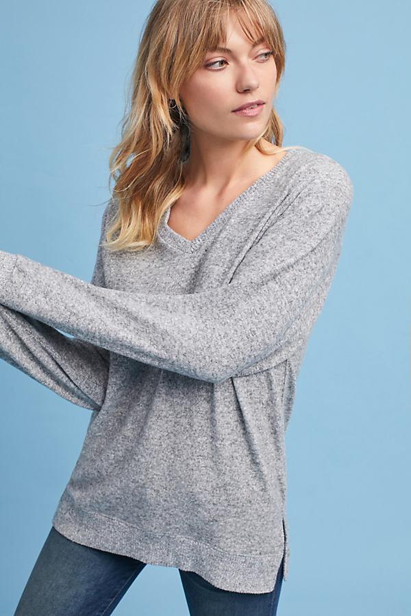 Hacci Tunic - Grey, Size S