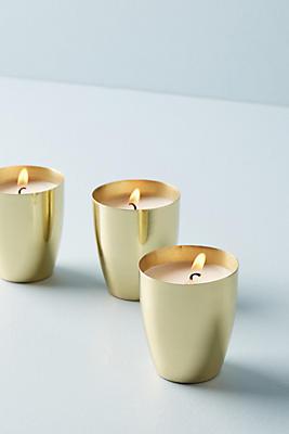 Slide View: 1: Candlefish Votive Candle Gift Set