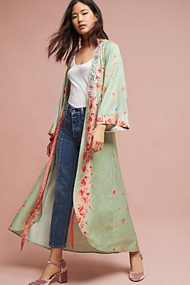 Slide View: 1: Florence Kimono