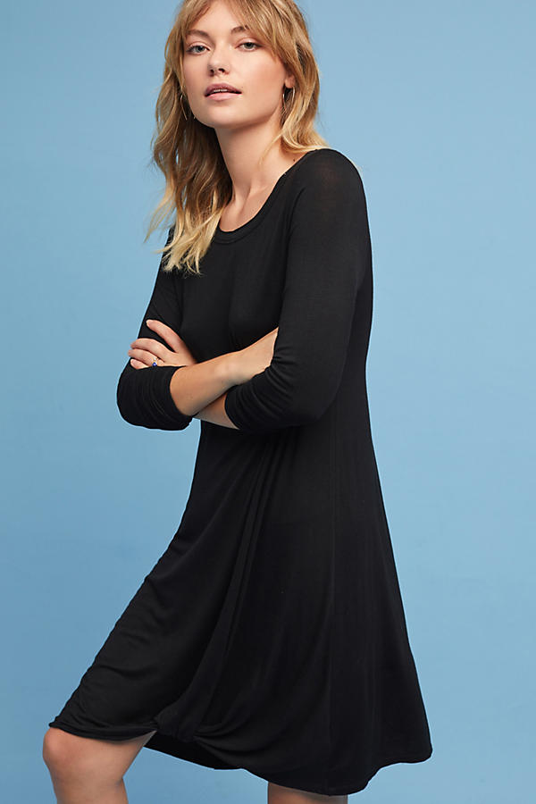 Slide View: 3: Twist-Hem Dress