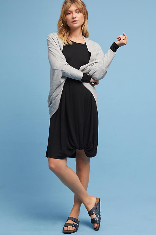 Slide View: 4: Twist-Hem Dress