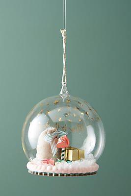 Letters To The North Pole Ornament