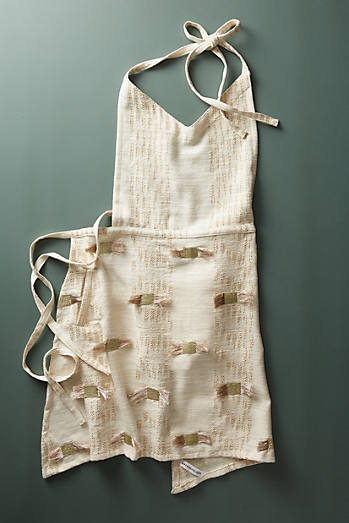 Mollie Embroidered Apron