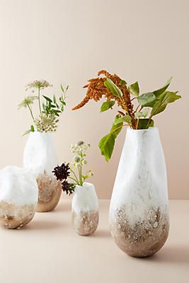Slide View: 7: Snow-Capped Vase