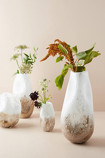 Snow Capped Vase. Home   Room D cor   Anthropologie