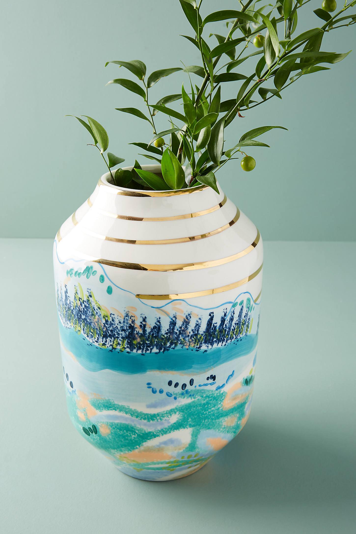 Wonderland Vase