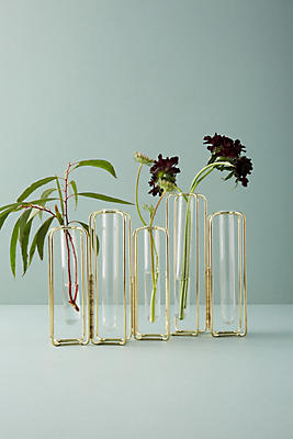 Slide View: 1: Staggered Vase