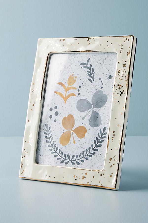 Aquilo Frame - White, Size 5 X 7
