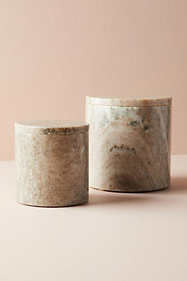 Slide View: 1: Marble Canister