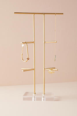 Slide View: 1: Symmetry Jewelry Stand