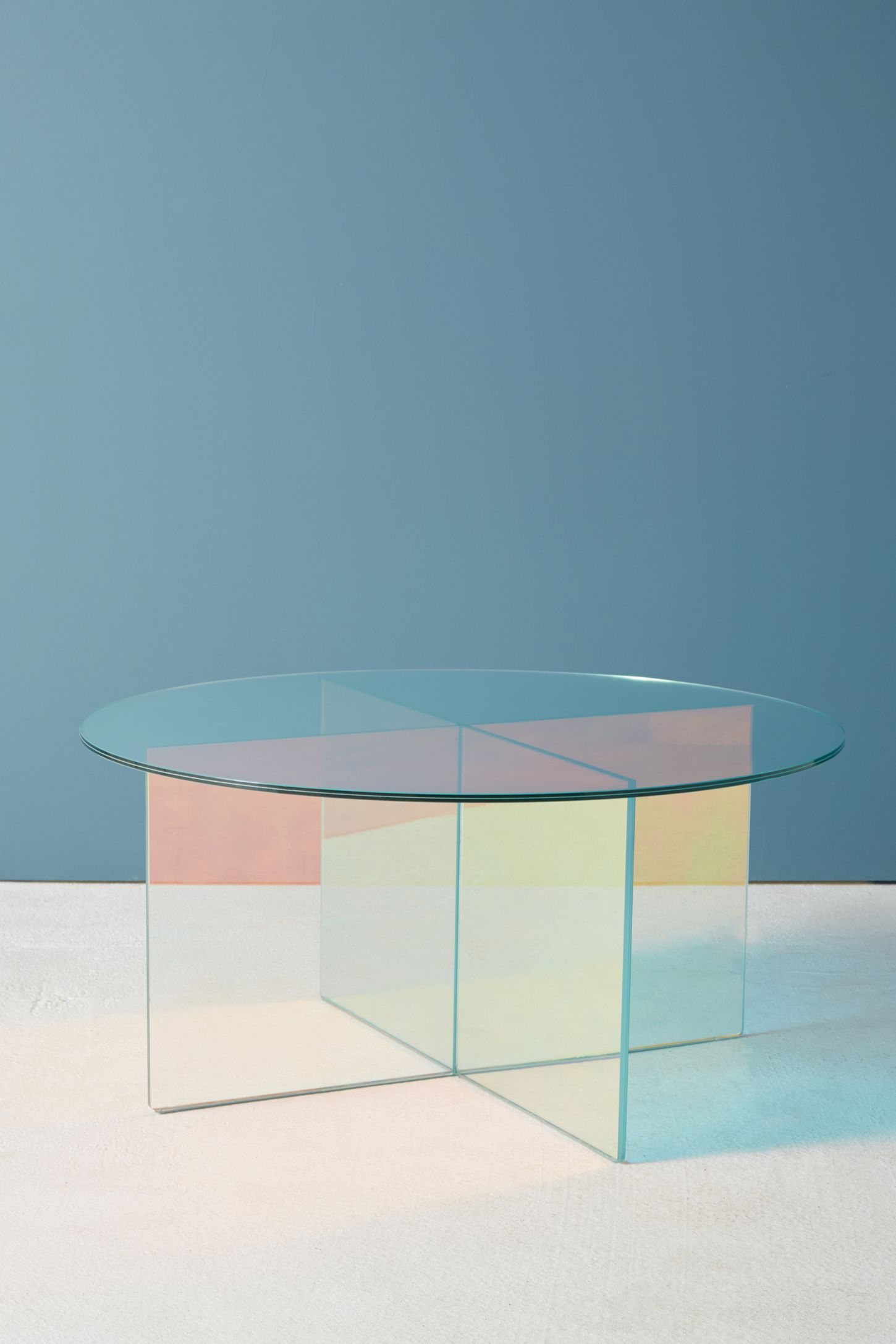 iridescence coffee table anthropologie