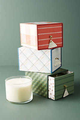 Slide View: 1: Music Box Candle