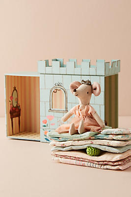 Slide View: 1: Princess & The Pea Doll Game